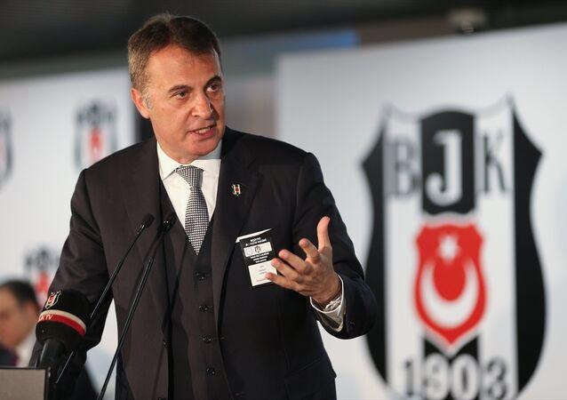 Beşiktaş Divan Kurulu Fikret Orman