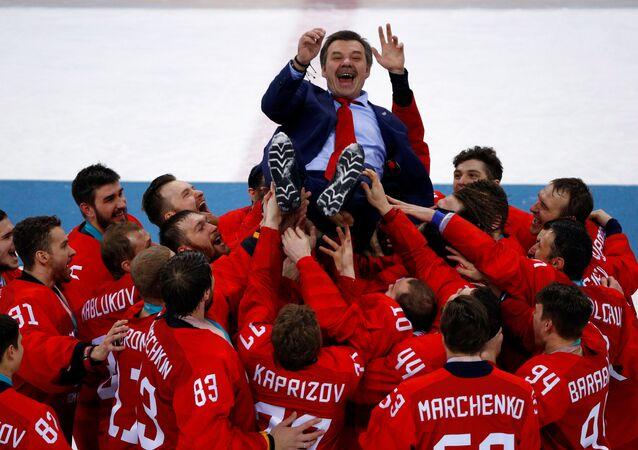 PyeongChang- Rusya