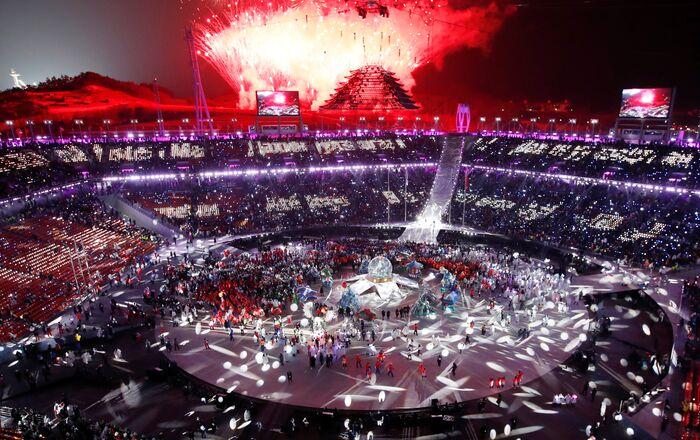 PyeongChang Kış Olimpiyat Oyunları