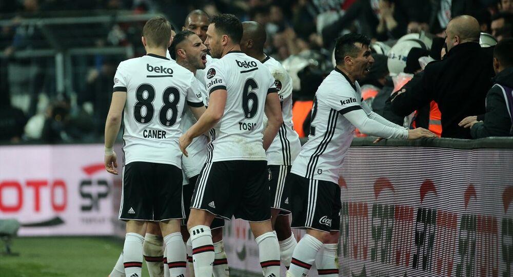 Beşiktaş ligin 23. haftasında Fenerbahçe'yi 3-1 mağlup etti