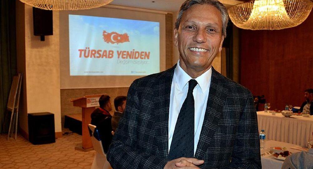 Türkiye Seyahat Acentaları Birliği (TÜRSAB) Başkanı Firuz Bağlıkaya