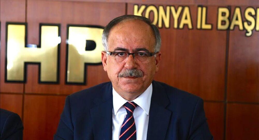 MHP Konya Milletvekili Mustafa Kalaycı