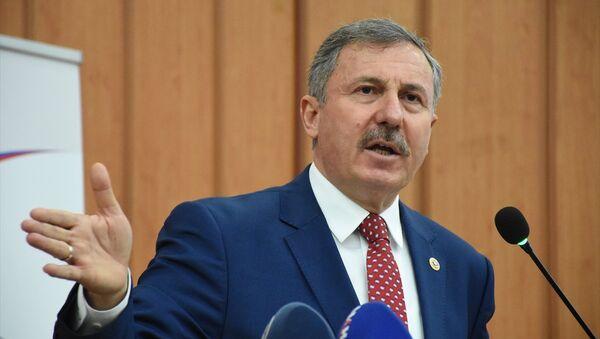 AK Parti Manisa Milletvekili Selçuk Özdağ - Sputnik Türkiye