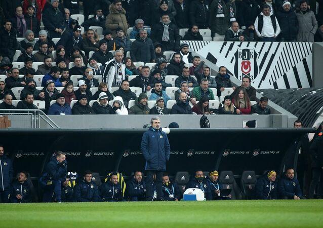 Beşiktaş - Fenerbahçe derbisi - Aykut Kocaman