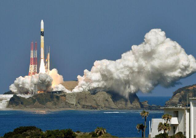 Japonya 7. istihbarat uydusunu uzaya fırlattı