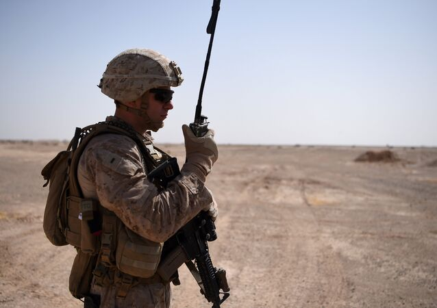 ABD askeri-Afganistan