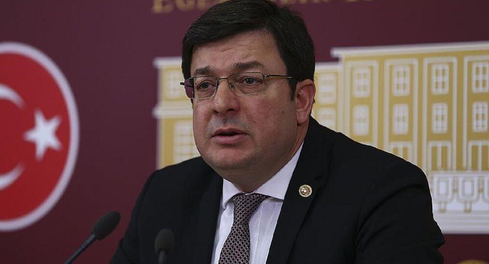 CHP Genel Başkan Yardımcısı  ve Çanakkale Milletvekili Muharrem Erkek