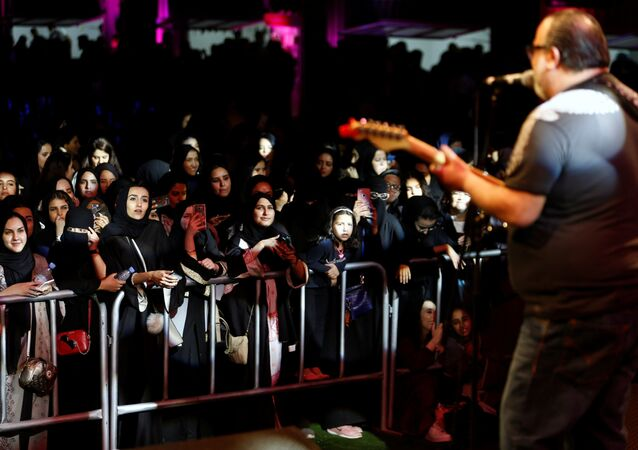 Suudi Arabistan- Caz festivali
