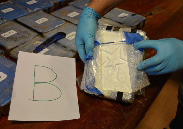 Buenos Aires'teki Rusya Büyükelçiliği'ne bağlı okulda bulunan kokain paketleri