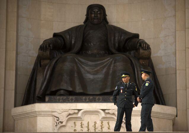 Cengiz Han - Moğolistan