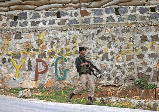 YPG- Afrin- Zeytin Dalı- ÖSO