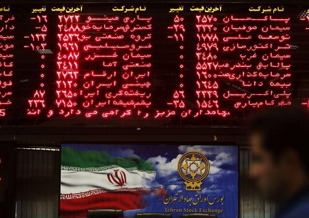 İran Tahran borsa