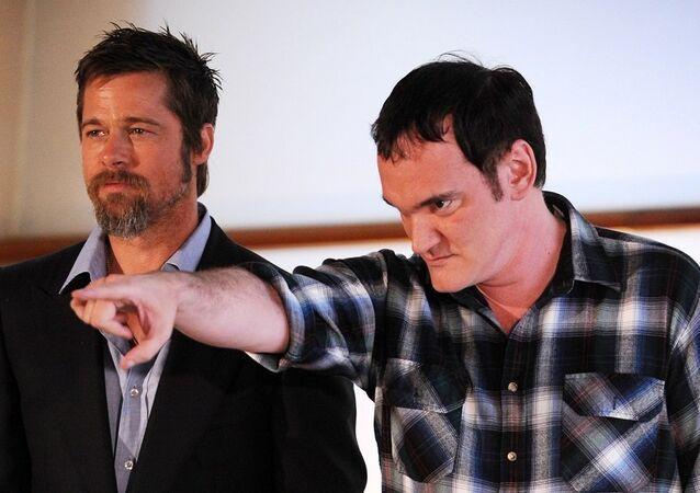 Quentin Tarantino - Brad Pitt