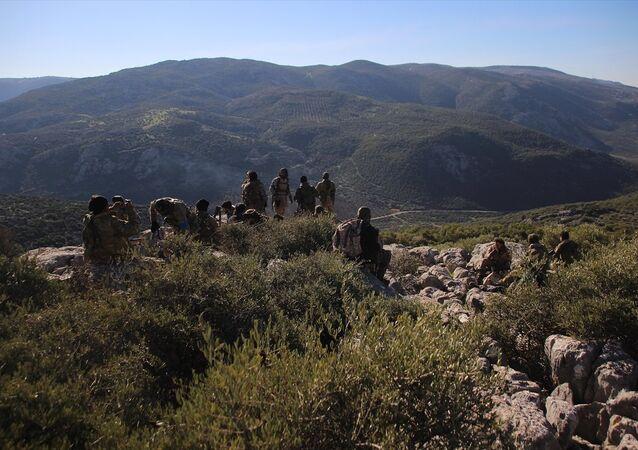 Afrin Racu'nun batısı 687. Tepe