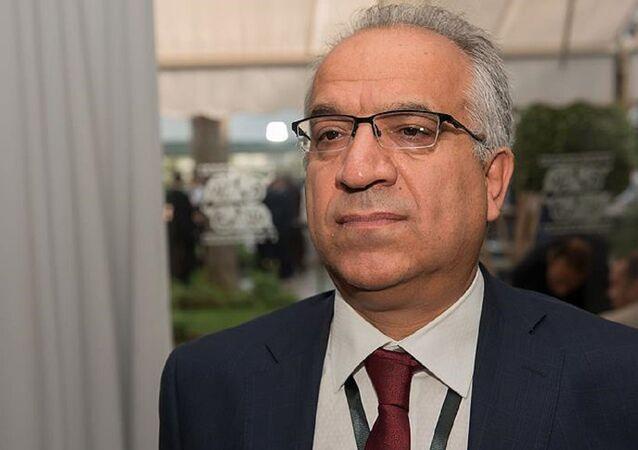 Radyo ve Televizyon Üst Kurulu (RTÜK) üyesi Doç. Dr. Hamit Ersoy