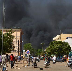Burkina Faso-Saldırı