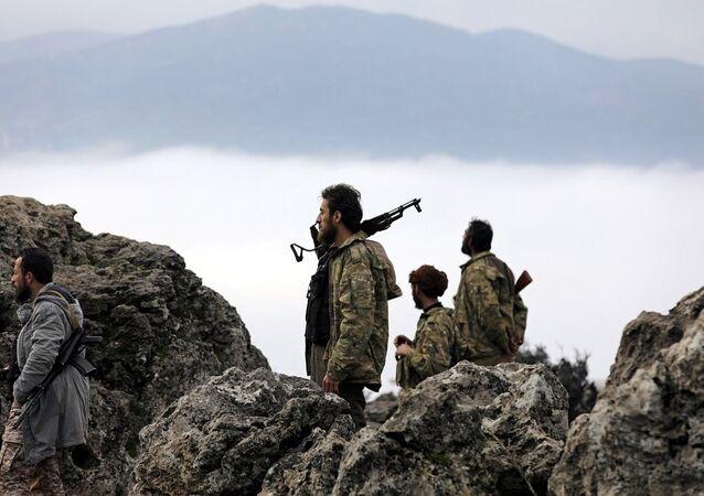 Afrin - TSK - ÖSO