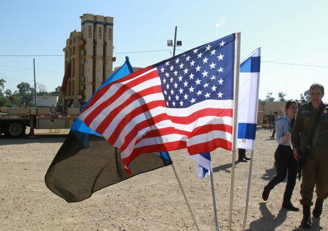 İsrail-ABD-tatbikat