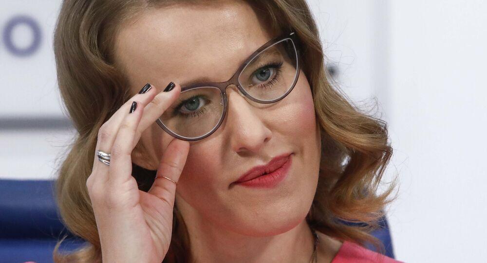 Kseniya Sobçak