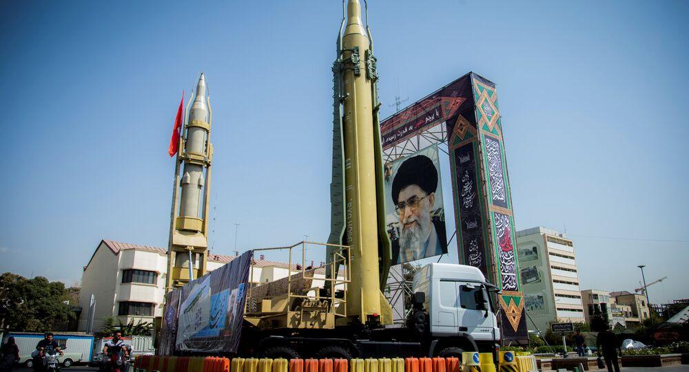 İran-Füze programı