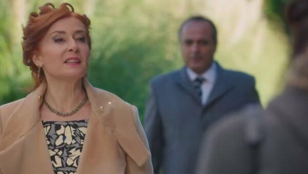 Oyuncu ve yönetmen Laçin Ceylan - Sputnik Türkiye