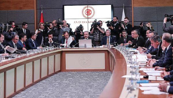 Meclis Anayasa Komisyonu - Sputnik Türkiye