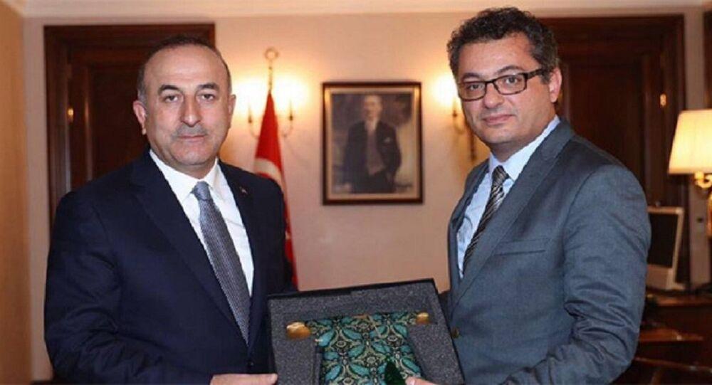 Tufan Erhürman, Mevlüt Çavuşoğlu