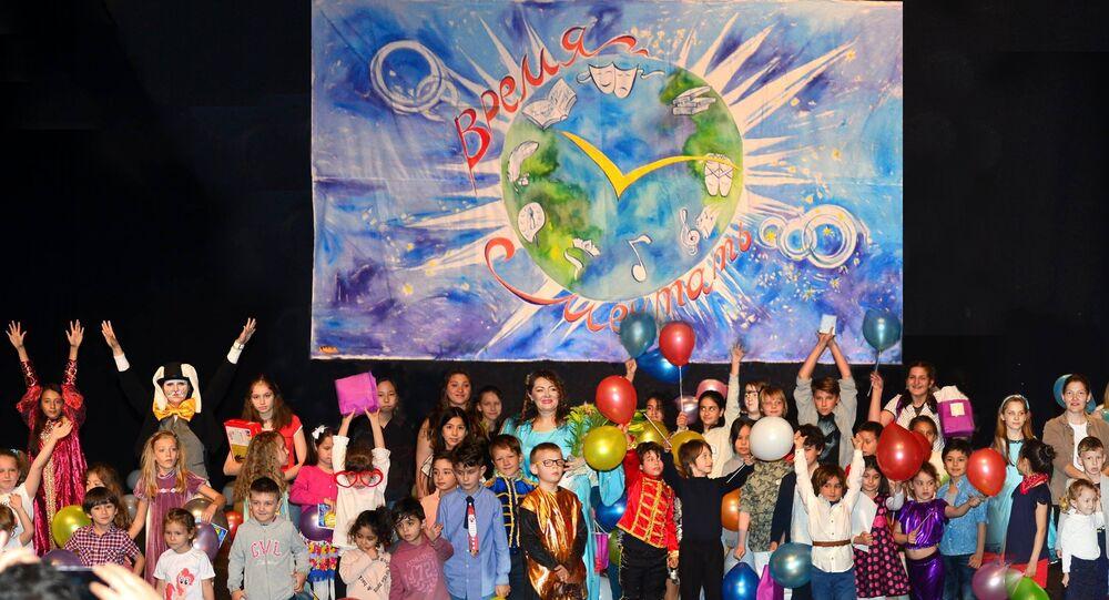 II. Uluslararası Çocuk ve Gençlik Festivali, dünyanın çeşitli ülkelerinden Rusça konuşan çocuk ve gençleri İstanbul'da bir araya getirecek.