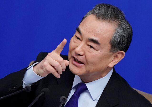 Çin Dışişleri Bakanı Vang Yi