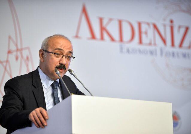 Kalkınma Bakanı Lütfi Elvan