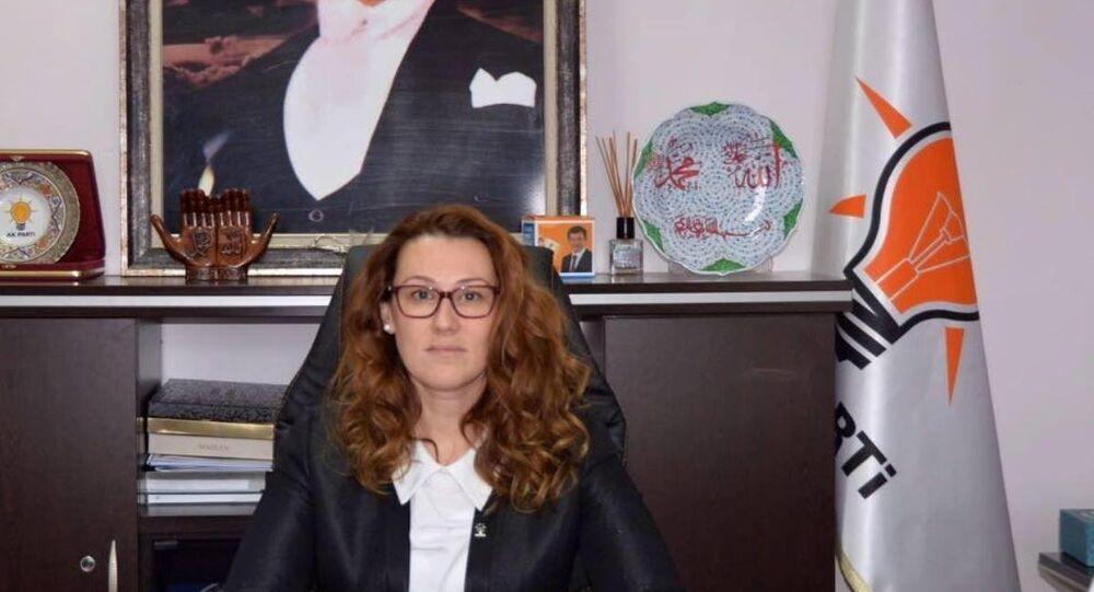 AK Parti Çanakkale İl Başkanı Yeşim Karadağ