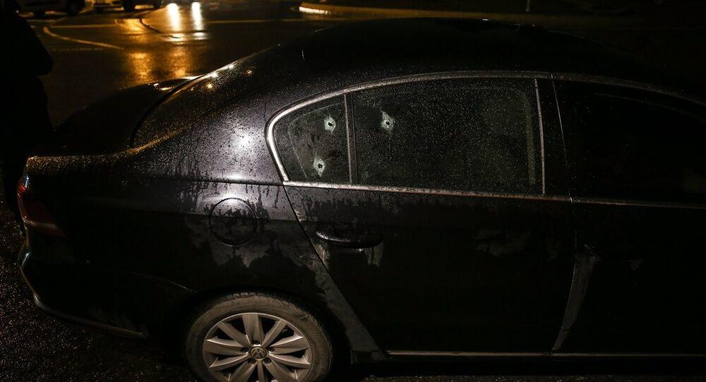 Alperen Ocakları İstanbul İl Başkanı'na silahlı saldırı
