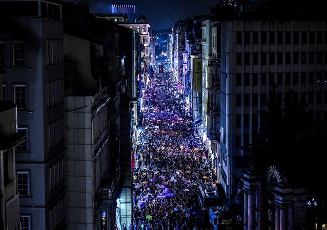 Feminist Gece Yürüyüşü - 2019