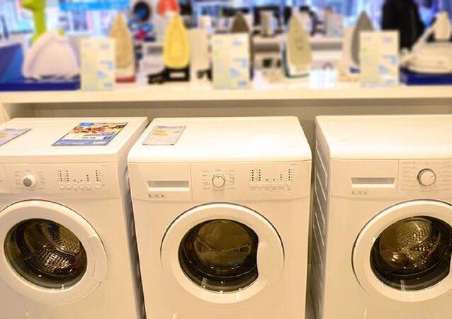 Beyaz eşya, çamaşır makinesi