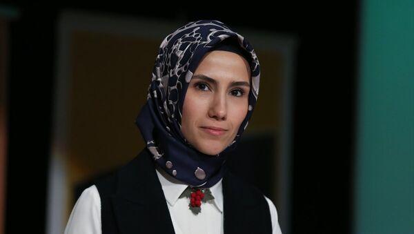 Sümeyye Erdoğan Bayraktar  - Sputnik Türkiye