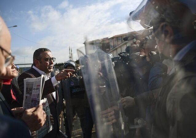 Silivri Cezaevi, Cumhuriyet gazetesi duruşması