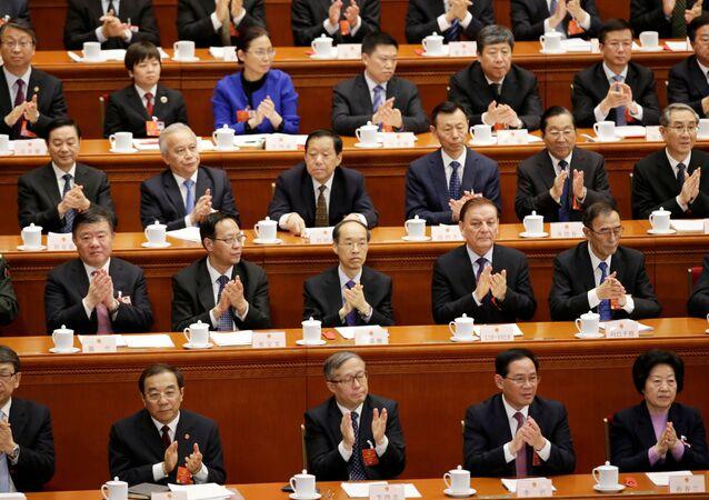 ÇKP'nin ekim ayında düzenlenen ve tarihi olarak nitelenen 19. Genel Kongre'sinde 2. dönem için yeniden liderlik görevine seçilen Şi, ülkenin kurucu lideri Mao Zedong'un ardından ismi parti tüzüğüne geçirilen ikinci lider olmuştu.