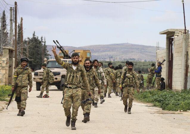 Afrin, TSK, ÖSO, Zeytin Dalı