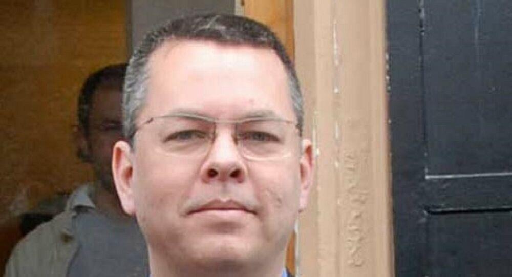 Rahip Andrew Craig Brunson