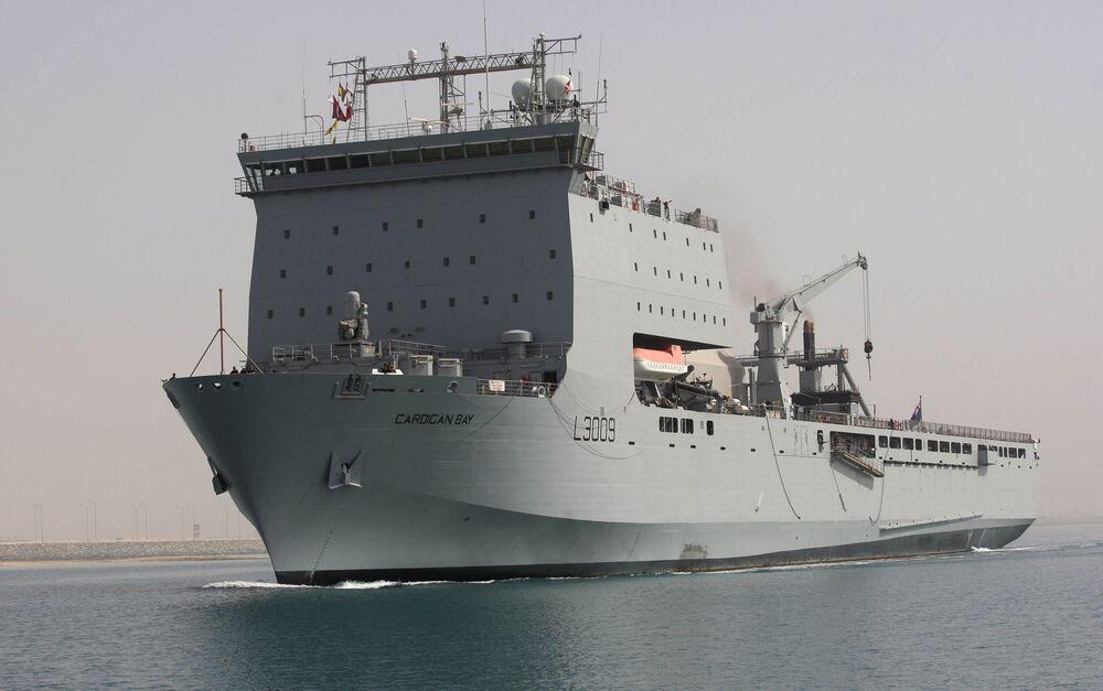 Katar'da Uluslararası Denizcilik Savunma Fuarı ve Konferansı DIMDEX 2018
