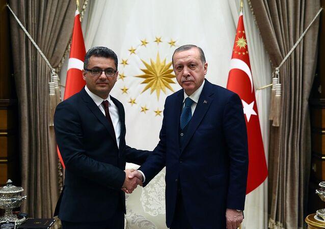 Recep Tayyip Erdoğan -Tufan Erhürman