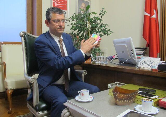 CHP Grup Başkanvekili Özgür Özel