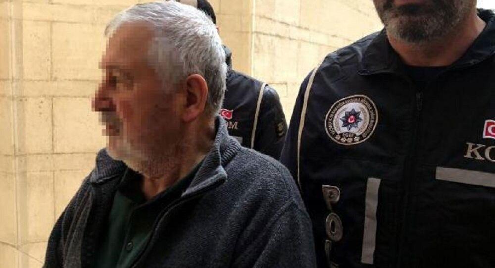 Fethullah Gülen'in 'yeminli görevlisi' yakalandı