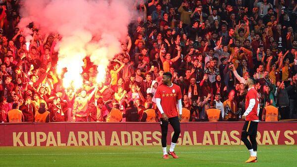 Galatasaray derbiye hazırlanıyor - Sputnik Türkiye