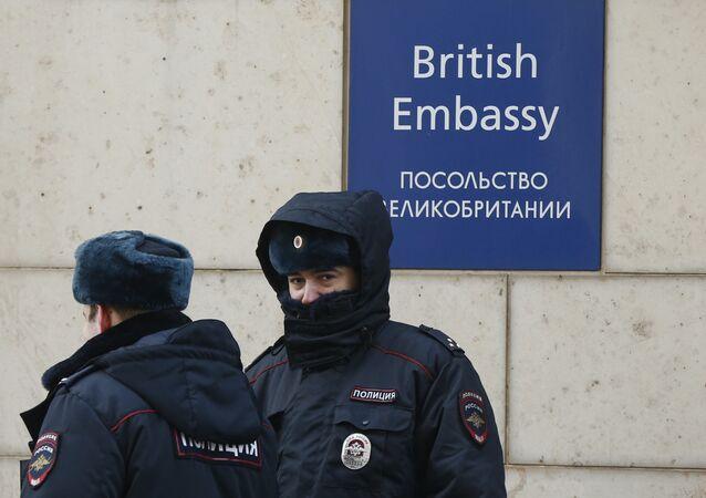İngiltere'nin Rusya Büyükelçiliği