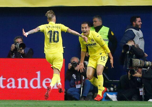 Villarreal Enes Ünal'ın 2 golüyle kazandı