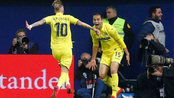 Villarreal Enes Ünal'ın 2 golüyle kazandı - Sputnik Türkiye
