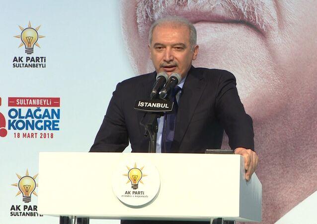 İstanbul Büyükşehir Belediye Başkanı Mevlüt Uysal