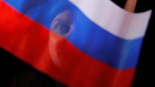 Rusya bayrağı - Sputnik Türkiye