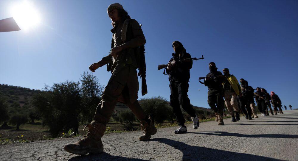 ÖSO güçleri-Afrin